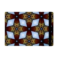 Abstract Seamless Background Pattern Apple iPad Mini Flip Case