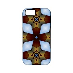 Abstract Seamless Background Pattern Apple iPhone 5 Classic Hardshell Case (PC+Silicone)