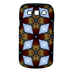 Abstract Seamless Background Pattern Samsung Galaxy S III Classic Hardshell Case (PC+Silicone)