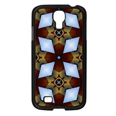 Abstract Seamless Background Pattern Samsung Galaxy S4 I9500/ I9505 Case (black)