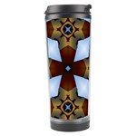 Abstract Seamless Background Pattern Travel Tumbler Center