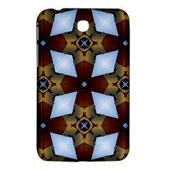 Abstract Seamless Background Pattern Samsung Galaxy Tab 3 (7 ) P3200 Hardshell Case