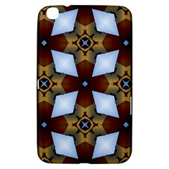 Abstract Seamless Background Pattern Samsung Galaxy Tab 3 (8 ) T3100 Hardshell Case