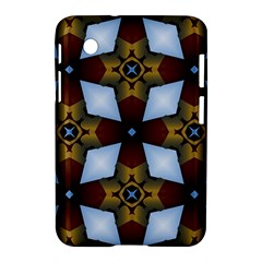 Abstract Seamless Background Pattern Samsung Galaxy Tab 2 (7 ) P3100 Hardshell Case