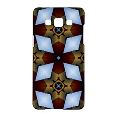 Abstract Seamless Background Pattern Samsung Galaxy A5 Hardshell Case