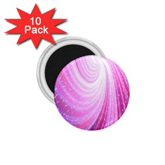 Vortexglow Abstract Background Wallpaper 1.75  Magnets (10 pack)