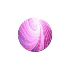 Vortexglow Abstract Background Wallpaper Golf Ball Marker (10 Pack)