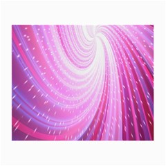Vortexglow Abstract Background Wallpaper Small Glasses Cloth (2 Side)