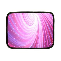 Vortexglow Abstract Background Wallpaper Netbook Case (small)