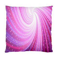 Vortexglow Abstract Background Wallpaper Standard Cushion Case (one Side)