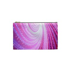Vortexglow Abstract Background Wallpaper Cosmetic Bag (small)