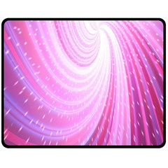 Vortexglow Abstract Background Wallpaper Fleece Blanket (medium)