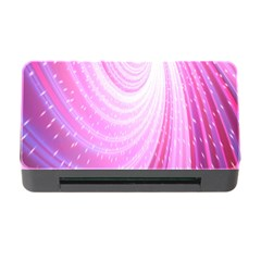 Vortexglow Abstract Background Wallpaper Memory Card Reader with CF