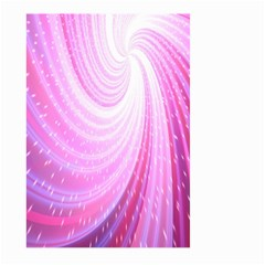 Vortexglow Abstract Background Wallpaper Large Garden Flag (Two Sides)