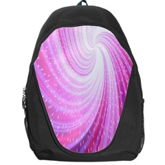 Vortexglow Abstract Background Wallpaper Backpack Bag