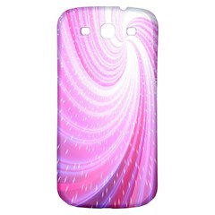 Vortexglow Abstract Background Wallpaper Samsung Galaxy S3 S III Classic Hardshell Back Case