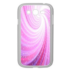 Vortexglow Abstract Background Wallpaper Samsung Galaxy Grand DUOS I9082 Case (White)