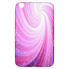 Vortexglow Abstract Background Wallpaper Samsung Galaxy Tab 3 (8 ) T3100 Hardshell Case