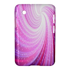 Vortexglow Abstract Background Wallpaper Samsung Galaxy Tab 2 (7 ) P3100 Hardshell Case