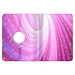 Vortexglow Abstract Background Wallpaper Kindle Fire HDX Flip 360 Case