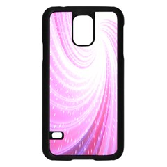 Vortexglow Abstract Background Wallpaper Samsung Galaxy S5 Case (Black)
