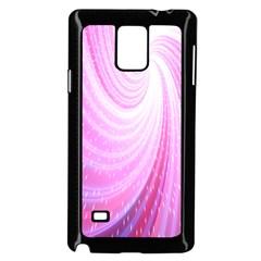 Vortexglow Abstract Background Wallpaper Samsung Galaxy Note 4 Case (black)