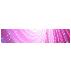 Vortexglow Abstract Background Wallpaper Flano Scarf (Small)