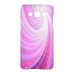 Vortexglow Abstract Background Wallpaper Samsung Galaxy A5 Hardshell Case