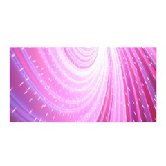 Vortexglow Abstract Background Wallpaper Satin Wrap
