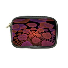 Heart Invasion Background Image With Many Hearts Coin Purse