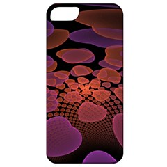 Heart Invasion Background Image With Many Hearts Apple iPhone 5 Classic Hardshell Case