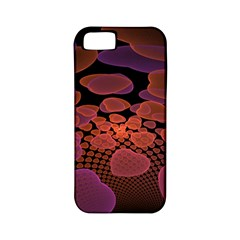 Heart Invasion Background Image With Many Hearts Apple iPhone 5 Classic Hardshell Case (PC+Silicone)