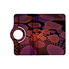 Heart Invasion Background Image With Many Hearts Kindle Fire HD (2013) Flip 360 Case