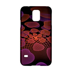Heart Invasion Background Image With Many Hearts Samsung Galaxy S5 Hardshell Case