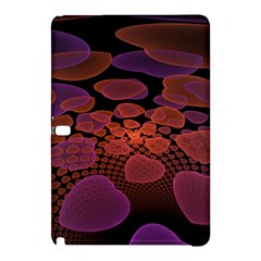 Heart Invasion Background Image With Many Hearts Samsung Galaxy Tab Pro 10.1 Hardshell Case
