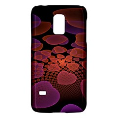 Heart Invasion Background Image With Many Hearts Galaxy S5 Mini