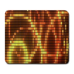 Circle Tiles A Digitally Created Abstract Background Large Mousepads