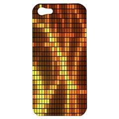 Circle Tiles A Digitally Created Abstract Background Apple Iphone 5 Hardshell Case