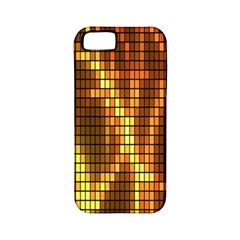 Circle Tiles A Digitally Created Abstract Background Apple Iphone 5 Classic Hardshell Case (pc+silicone)