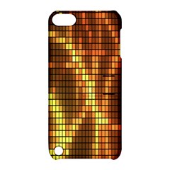Circle Tiles A Digitally Created Abstract Background Apple iPod Touch 5 Hardshell Case with Stand