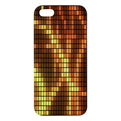 Circle Tiles A Digitally Created Abstract Background Iphone 5s/ Se Premium Hardshell Case