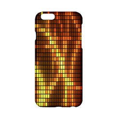 Circle Tiles A Digitally Created Abstract Background Apple iPhone 6/6S Hardshell Case