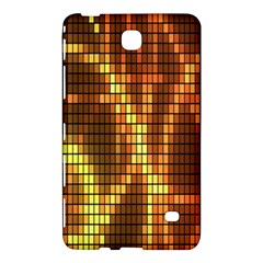 Circle Tiles A Digitally Created Abstract Background Samsung Galaxy Tab 4 (7 ) Hardshell Case