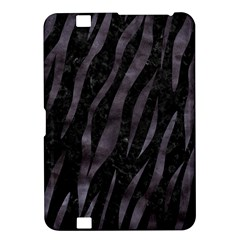 Skin3 Black Marble & Black Watercolor Kindle Fire Hd 8 9  Hardshell Case