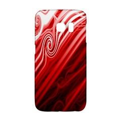 Red Abstract Swirling Pattern Background Wallpaper Galaxy S6 Edge
