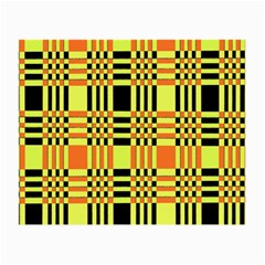 Yellow Orange And Black Background Plaid Like Background Of Halloween Colors Orange Yellow And Black Small Glasses Cloth