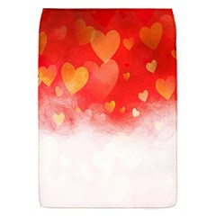 Abstract Love Heart Design Flap Covers (S)