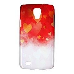 Abstract Love Heart Design Galaxy S4 Active