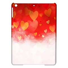 Abstract Love Heart Design Ipad Air Hardshell Cases
