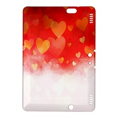 Abstract Love Heart Design Kindle Fire HDX 8.9  Hardshell Case